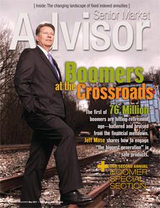 April cover - Senior Market Advisor