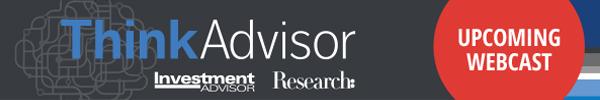 ThinkAdvisor Upcoming Webcast Header